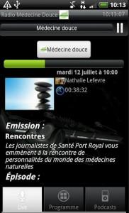 Radio Medecine Douce b