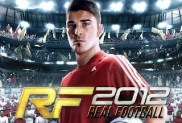 Real Football 2012: Disponible pour Android!