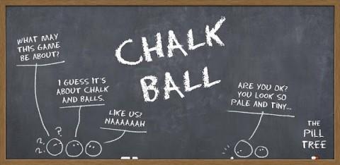 Read more about the article Chalk Ball: Dessinez pour survivre !