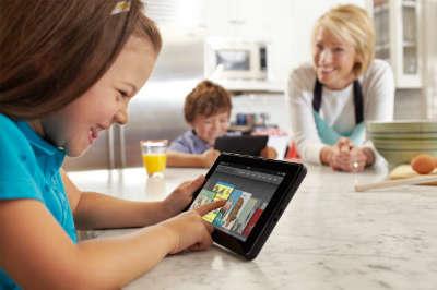 Child Pad: La tablette d'Archos pour les enfants