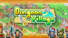 Dungeon Village: Un RPG made in Kairosoft