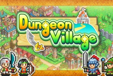 Dungeon Village: Un RPG made in Kairosoft