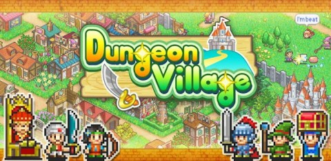 Read more about the article Dungeon Village: Un RPG made in Kairosoft