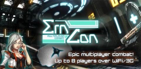ErnCon: Un shoot them up multijoueurs sur Android !