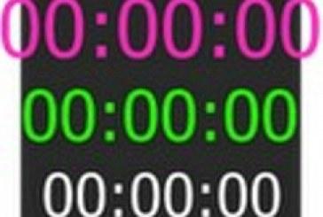 Chronomètre et Minuteur : soyons précis !