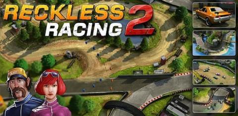 Reckless Racing 2: Un jeu de course renversant