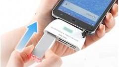 USB Reader Sansa: Transférez des fichiers sur Android