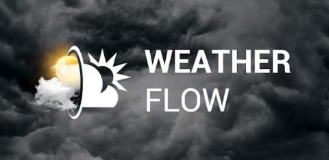 Weather Flow: La plus belle application météo à ce jour