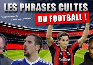 Citations Football: Plus de 800 citations cultes de foot