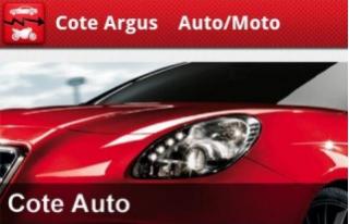 Argus – Auto & Moto: Calculer la cote d'un véhicule!