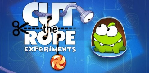 Read more about the article Cut the Rope: Experiments, la suite sur Android !