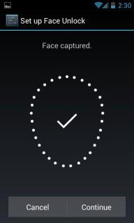 reconnaissance faciale pour verrouiller votre smartphone c