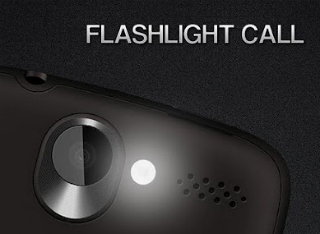 FlashLight Call: Soyez averti par le flash de votre Android!