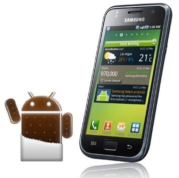 Flasher le Galaxy S i9000 avec ICS 4.0.3 (ROM RC4.2)