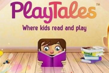 PlayTales: Une application ludique pour les enfants!