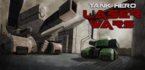Tank Hero: Laser Wars: Un nouveau moteur graphique pour ce jeu d'action