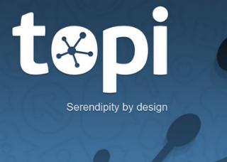 Topi: Discutez avec vos amis partout dans le monde!