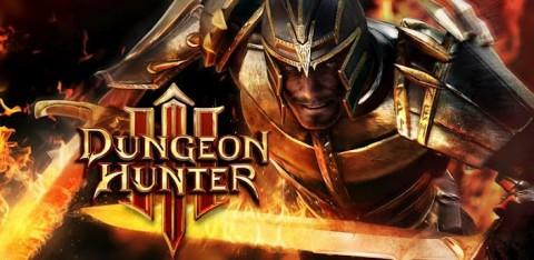 Le très attendu Dungeon Hunter 3 est arrivé