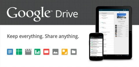 Read more about the article Google Drive: L'application est disponible !