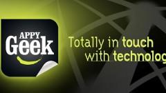 Appy Geek: Pour les accros aux nouvelles technologies