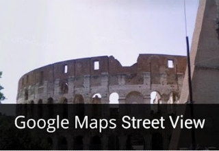Street View dans Google Maps