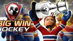 Big Win Hockey: Menez votre équipe vers la victoire