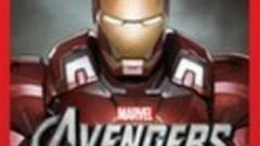 The Advengers-Iron Man Mark VII : game façon BD