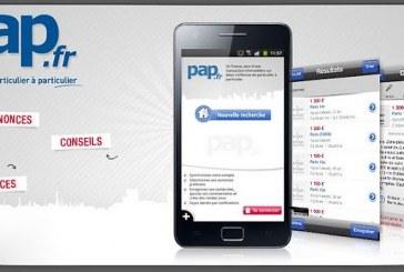 PAP: L'application des particuliers aux particuliers