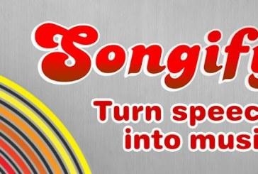 Songify: Devenez une vraie star de la chanson