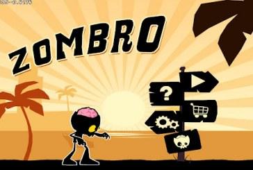 Zombro: Un jeu d'aventure et de réflexion dont le héros est un zombie