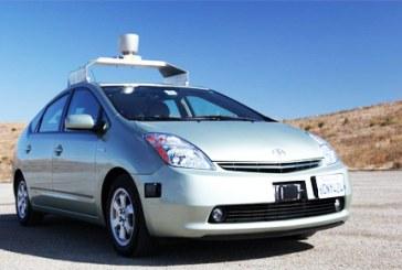 La première Google Car se conduit toute seule !
