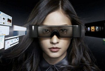 Epson Moverio BT-100: Des lunettes sous Android!