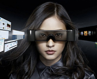 Read more about the article Epson Moverio BT-100: Des lunettes sous Android!
