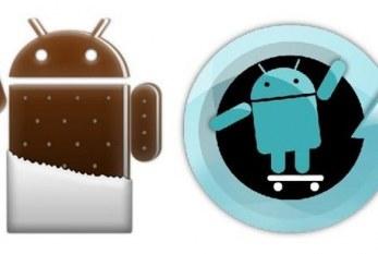 Installez la toute dernière version d'ICS sur votre S2 avec la rom Cyanogen mod 9