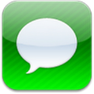 iPhone Messages : SMS façon iPhone