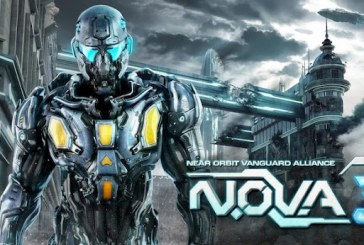 N.O.V.A. 3: Aussi disponible sur Android