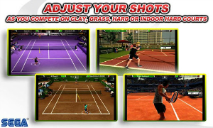 Virtua Tennis™ Challenge c