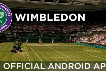 L'application officielle de Wimbledon est sur Android