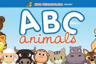 ABC des animaux: Pour les tout petits !