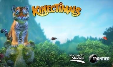 Kinectimals: câlinez vos animaux  !