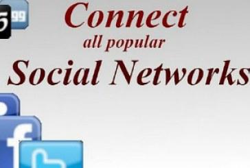 Social Networks: Regroupez toutes vos apps en une!