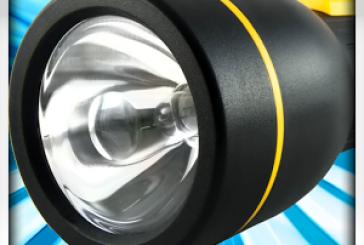 Tiny FlashLight: une véritable lampe de poche sur Android