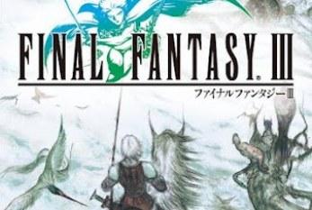 Final Fantasy 3: La célèbre saga est sur Android!