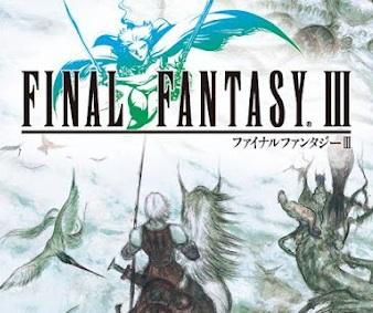 Read more about the article Final Fantasy 3: La célèbre saga est sur Android!