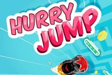 Hurry Jump: Aidez Blobby à s'échapper!