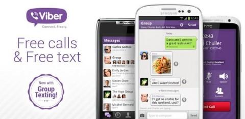 Viber: Une application pour la VoIP