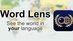 Word Lens: Pour traduire instantanément ce qui vous entoure !