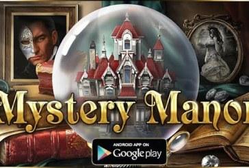 Mystery Manor: Saurez-vous percer les secrets du manoir ?