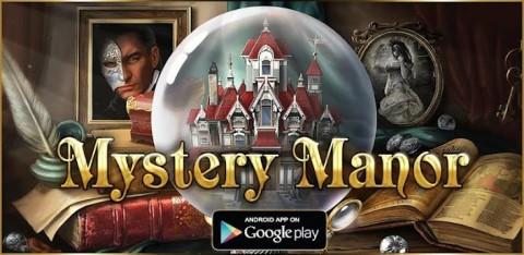 Read more about the article Mystery Manor: Saurez-vous percer les secrets du manoir ?