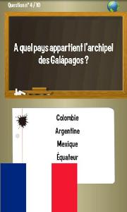 Quiz Géant en français c